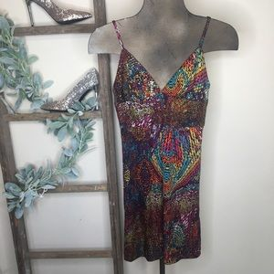 NWOT Trina Turk Silk Dress size 4